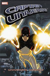 Cover Thumbnail for Captain Universe: Universal Heroes (Marvel, 2006 series)