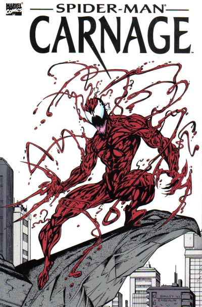 Cover for Spider-Man: Carnage (Marvel, 1993 series)