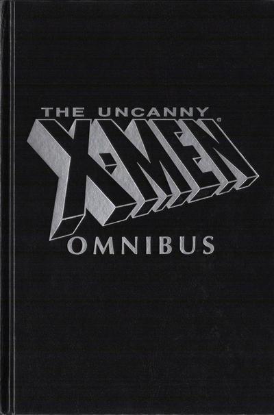 Cover for Uncanny X-Men Omnibus (Marvel, 2006 series) #1