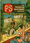 Cover for P.S. Magazine: The Preventive Maintenance Monthly (Department of the Army, 1951 series) #4