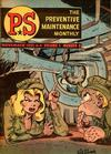 Cover for P.S. Magazine: The Preventive Maintenance Monthly (Department of the Army, 1951 series) #6