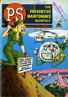 Cover for P.S. Magazine: The Preventive Maintenance Monthly (Department of the Army, 1951 series) #8