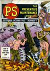 Cover for P.S. Magazine: The Preventive Maintenance Monthly (Department of the Army, 1951 series) #9
