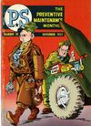 Cover for P.S. Magazine: The Preventive Maintenance Monthly (Department of the Army, 1951 series) #10