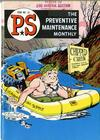 Cover for P.S. Magazine: The Preventive Maintenance Monthly (Department of the Army, 1951 series) #13