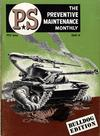 Cover for P.S. Magazine: The Preventive Maintenance Monthly (Department of the Army, 1951 series) #14