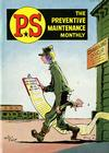 Cover for P.S. Magazine: The Preventive Maintenance Monthly (Department of the Army, 1951 series) #15