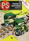 Cover for P.S. Magazine: The Preventive Maintenance Monthly (Department of the Army, 1951 series) #22