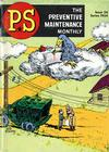 Cover for P.S. Magazine: The Preventive Maintenance Monthly (Department of the Army, 1951 series) #24