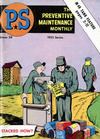 Cover for P.S. Magazine: The Preventive Maintenance Monthly (Department of the Army, 1951 series) #28