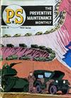 Cover for P.S. Magazine: The Preventive Maintenance Monthly (Department of the Army, 1951 series) #31
