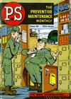 Cover for P.S. Magazine: The Preventive Maintenance Monthly (Department of the Army, 1951 series) #34