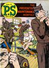 Cover for P.S. Magazine: The Preventive Maintenance Monthly (Department of the Army, 1951 series) #35
