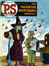 Cover for P.S. Magazine: The Preventive Maintenance Monthly (Department of the Army, 1951 series) #37
