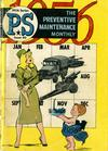 Cover for P.S. Magazine: The Preventive Maintenance Monthly (Department of the Army, 1951 series) #40