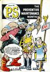 Cover for P.S. Magazine: The Preventive Maintenance Monthly (Department of the Army, 1951 series) #42