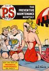 Cover for P.S. Magazine: The Preventive Maintenance Monthly (Department of the Army, 1951 series) #44