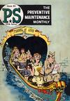 Cover for P.S. Magazine: The Preventive Maintenance Monthly (Department of the Army, 1951 series) #45