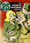 Cover for P.S. Magazine: The Preventive Maintenance Monthly (Department of the Army, 1951 series) #48