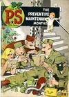 Cover for P.S. Magazine: The Preventive Maintenance Monthly (Department of the Army, 1951 series) #50
