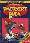 Cover for Donald Duck Stripgoed (Oberon, 1982 series) #4