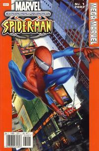Cover Thumbnail for Mega-Marvel (Hjemmet / Egmont, 2000 series) #1/2002