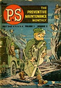 Cover Thumbnail for P.S. Magazine: The Preventive Maintenance Monthly (Department of the Army, 1951 series) #2
