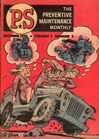 Cover Thumbnail for P.S. Magazine: The Preventive Maintenance Monthly (Department of the Army, 1951 series) #5
