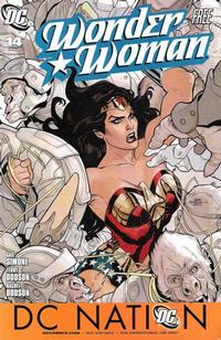 Cover Thumbnail for Wonder Woman (DC, 2006 series) #14 [giveaway]