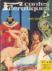 Cover Thumbnail for Contes Feerotiques (Elvifrance, 1975 series) #30