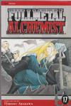 Cover for Fullmetal Alchemist (Viz, 2005 series) #17