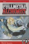 Cover for Fullmetal Alchemist (Viz, 2005 series) #20