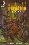 Cover for Aliens vs. Predator: Eterno (NORMA Editorial, 1999 series) #2