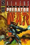 Cover for Aliens vs. Predator: War (NORMA Editorial, 1997 series)