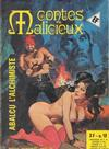 Cover for Contes Malicieux (Elvifrance, 1974 series) #13