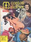 Cover for Contes Malicieux (Elvifrance, 1974 series) #18