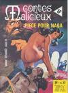 Cover for Contes Malicieux (Elvifrance, 1974 series) #22