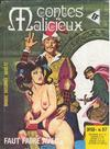 Cover for Contes Malicieux (Elvifrance, 1974 series) #57
