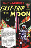 Cover for First Trip to the Moon #1 Limited (Revised) Edition (Avalon Communications, 1999 series) #[nn]