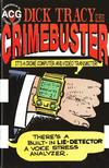 Cover for Dick Tracy Crimebuster (Avalon Communications, 1999 series) #8