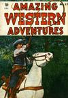 Cover for Amazing Western Adventures (Bell Features, 1952 ? series) #17
