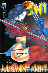 Cover Thumbnail for Shi: Judgment Night (Crusade Comics, 2000 series)