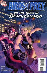 Cover Thumbnail for Birds of Prey (DC, 1999 series) #119