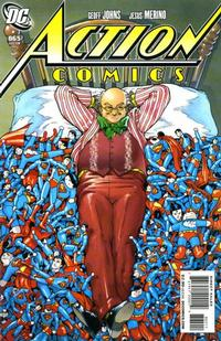 Cover Thumbnail for Action Comics (DC, 1938 series) #865