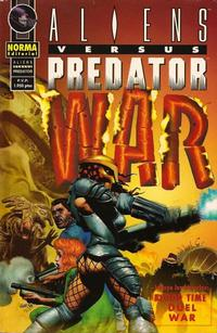 Cover Thumbnail for Aliens vs. Predator: War (NORMA Editorial, 1997 series)