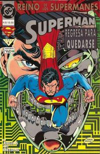 Cover Thumbnail for Superman: Reino De Los Supermanes (Grupo Editorial Vid, 1993 series) #5