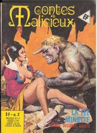 Cover Thumbnail for Contes Malicieux (Elvifrance, 1974 series) #2