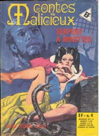 Cover Thumbnail for Contes Malicieux (Elvifrance, 1974 series) #4
