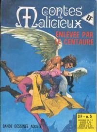 Cover Thumbnail for Contes Malicieux (Elvifrance, 1974 series) #5