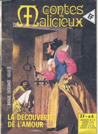 Cover Thumbnail for Contes Malicieux (Elvifrance, 1974 series) #6